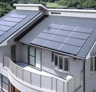 Solar Roof Panels for Homes