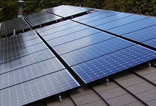 Install Solar Panel Roof Systems