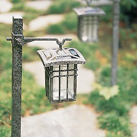 Solar Outdoor Hanging Lamp