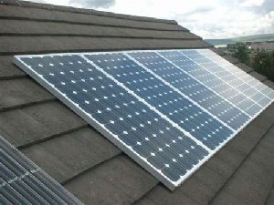 Home Solar Rooftop PV Panels