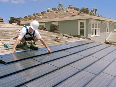 Solar Roof Tiles Provide Free, Renewable Electricity